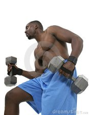 Male Weight Lifter 4