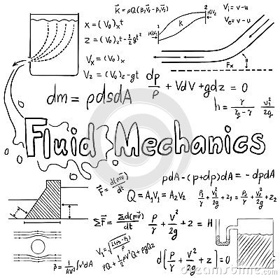 Mechanic Of Fluid Law Theory And Physics Mathematical