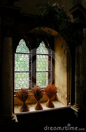 Medieval Window Royalty Free Stock Photo  Image 2754415