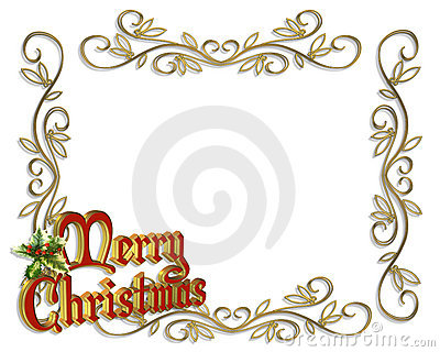 fancy writting merry christmas