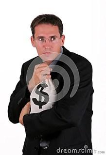 Free Money Bag Royalty Free Stock Photo - 3767755