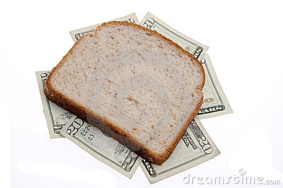 Money Sandwich Stock Photography Image 11257522
