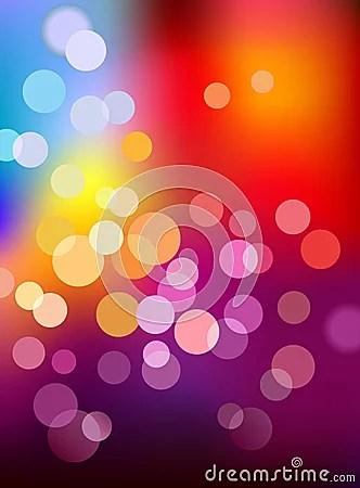 Multi Color Defocus Light Background Royalty Free Stock Photos  Image 10197058