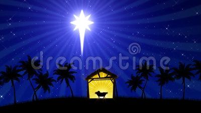 Free Animated Fireplace Wallpaper Nativity 02 Animated Background Stock Video Video Of