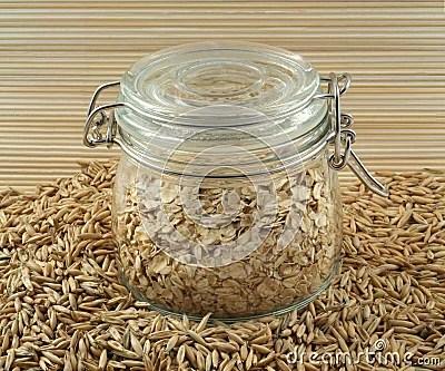 Oats and oatmeal
