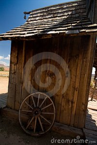 Old Rustic Shack Stock Images - Image: 1160064