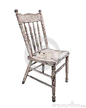red kitchen chairs step stool old worn wooden chair isolated stock photos ...