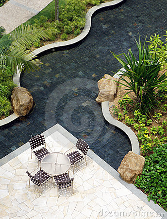 outdoor garden patio furniture stock images page everypixel