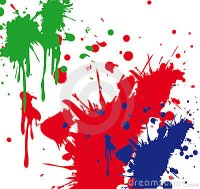 Paint Splatter Stock Photos - Image: 5216693