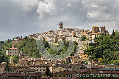 Panorama Of Colle Di Val D39Elsa The City Of Crystal