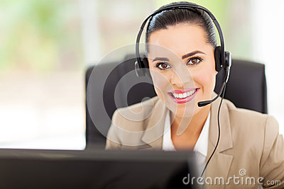 Call Center Consultant Royalty Free Stock Images  Image 30208259