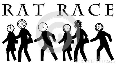 Image result for rat race