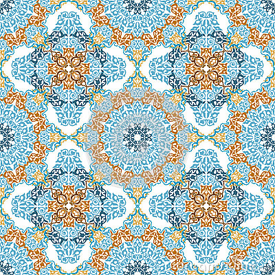 3d Wallpaper Malaysia Seamless Pattern In Mosaic Ethnic Style Stock Photography