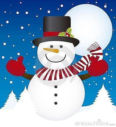 Snowman Stock Images Image 21731924