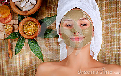 Spa Mud Mask