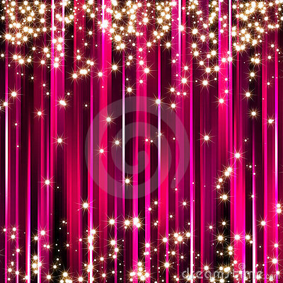Free Fall Wallpaper For Cell Phones Sparkle Pink Stars Background Royalty Free Stock Images