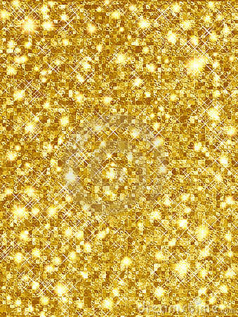 Falling Glitter Confetti Wallpapers Sparkling Gold Stock Photos Image 19934323