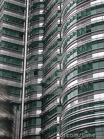 Stainless Steel Building Royalty Free Stock Images  Image