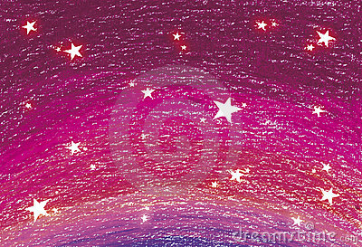 Pink Rose 3d Wallpaper Star Background Of Pink Color Stock Photo Image 19707240