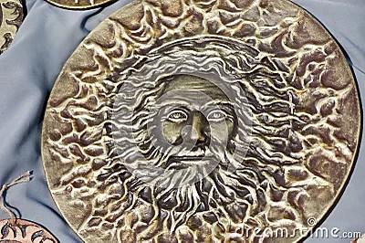 The Sun God Jarilo