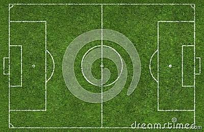 3d Animation Wallpaper Download Terrain De Football Image Stock Image 1757611