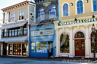 Thames Street, Newport, RI. Editorial Photography - Image ...