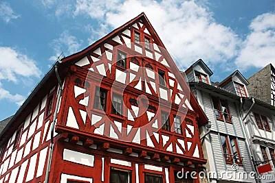 Traditional German House Stock Image  Image 13307171