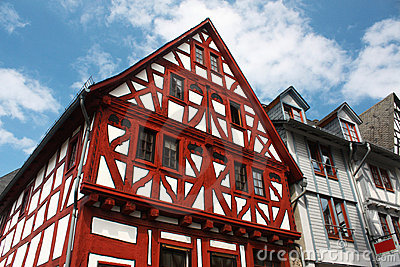 Traditional German House Stock Image Image 13307171