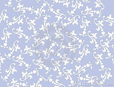 Butterfly Wallpaper For Desktop With Animation Vector Blue Filigree Background Royalty Free Stock Images