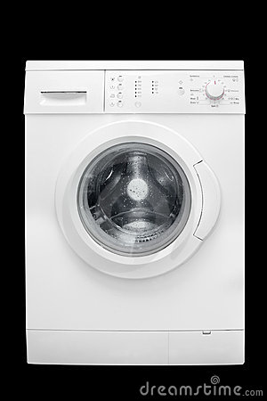 Washing Machine Stock Image Image 5448721