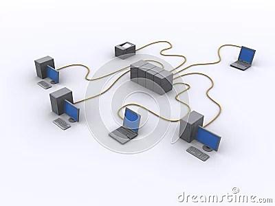 Network Wiring Diagram Wiring Diagrams Mashups Co