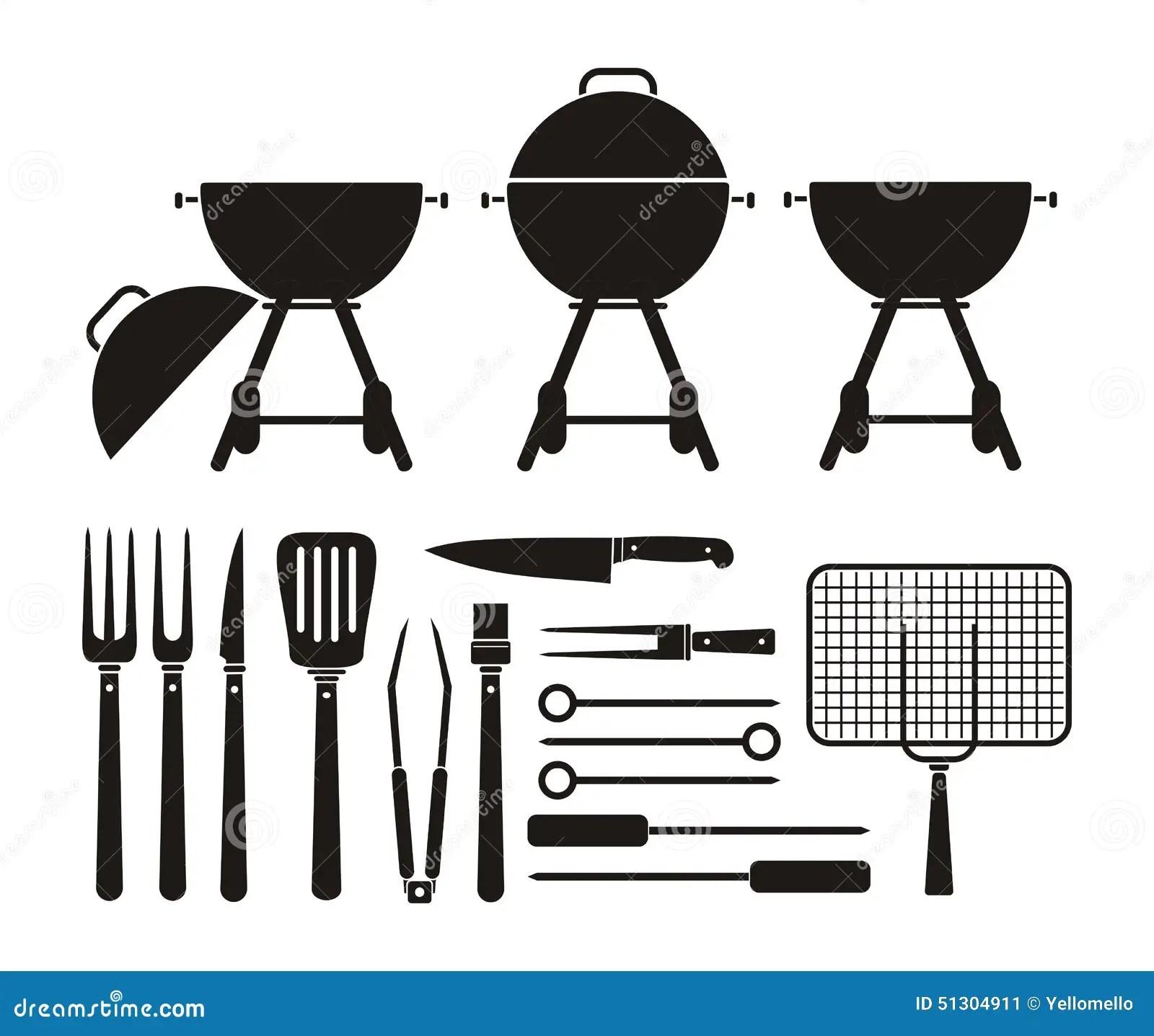 Equipement De Barbecue