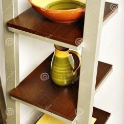 Kitchen Shelf Ideas Best Mats 厨房架子库存照片 图片包括有想法 设计 简单 绿色 五颜六色 瓦器 厨房架子