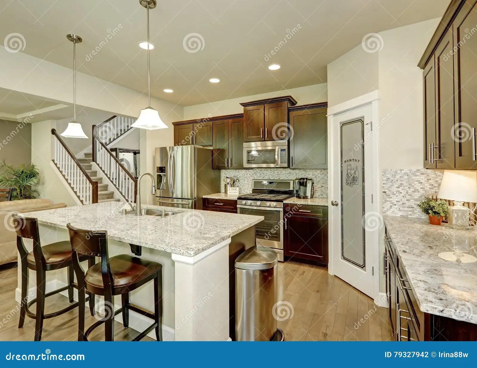 large kitchen pantry hanging towel 与大厨房的经典厨房室内部库存照片 图片包括有家具 不锈 拱道 灌肠器 与大厨房的经典厨房室内部