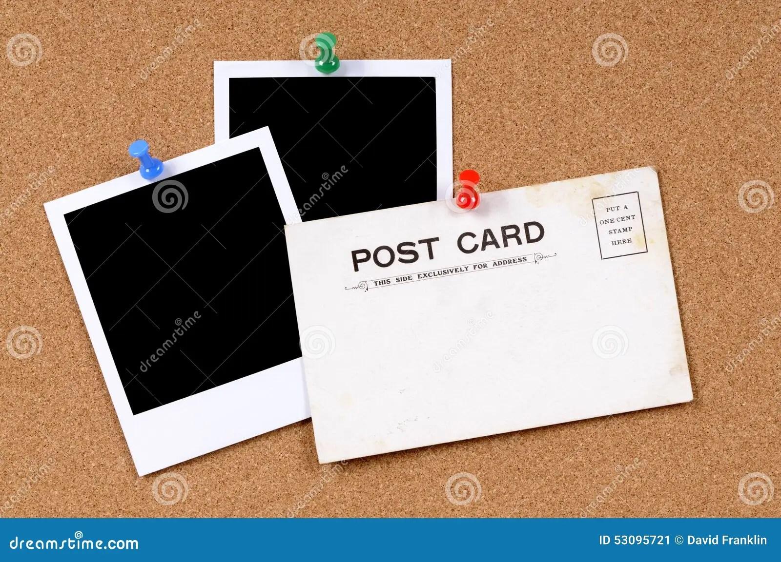 framed prints for kitchens macy's kitchen sets 与空白的照片印刷品的老明信片库存图片 图片包括有背包 通知单 框架 与空白的照片印刷品的老明信片