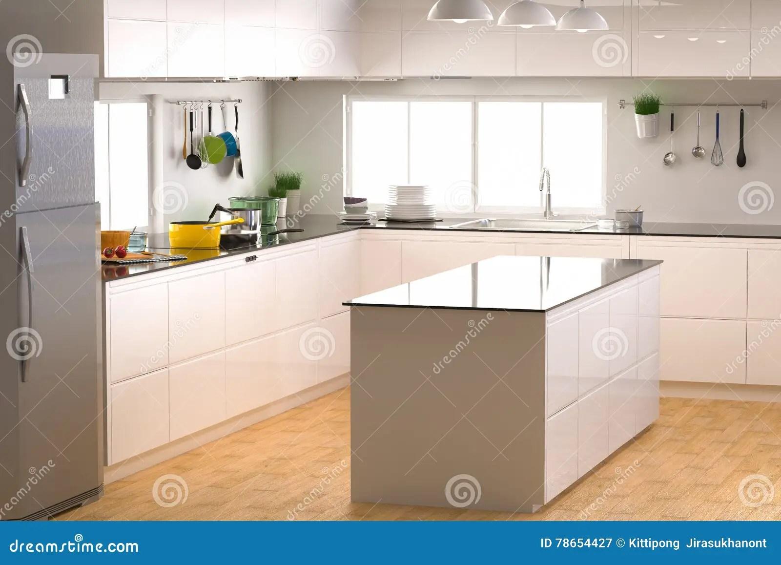 in stock kitchens redo kitchen 与空的柜台的厨房内部库存图片 图片包括有户内 计数器 设备 厨房 与空的柜台的厨房内部