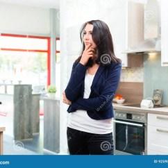 Kitchen Furniture Store Redos 买家具店的妇女国内厨房库存照片 图片包括有零售商 火炉 存储 家具 买家具店的妇女国内厨房