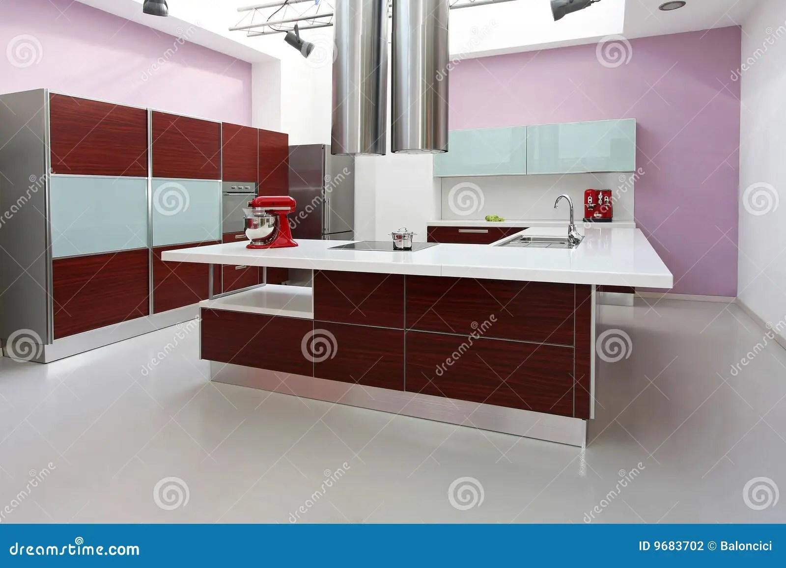 framed prints for kitchens kitchen flooring types 内部厨房紫色库存照片 图片包括有机柜 设备 紫色 厨房 样式 透气 内部厨房紫色