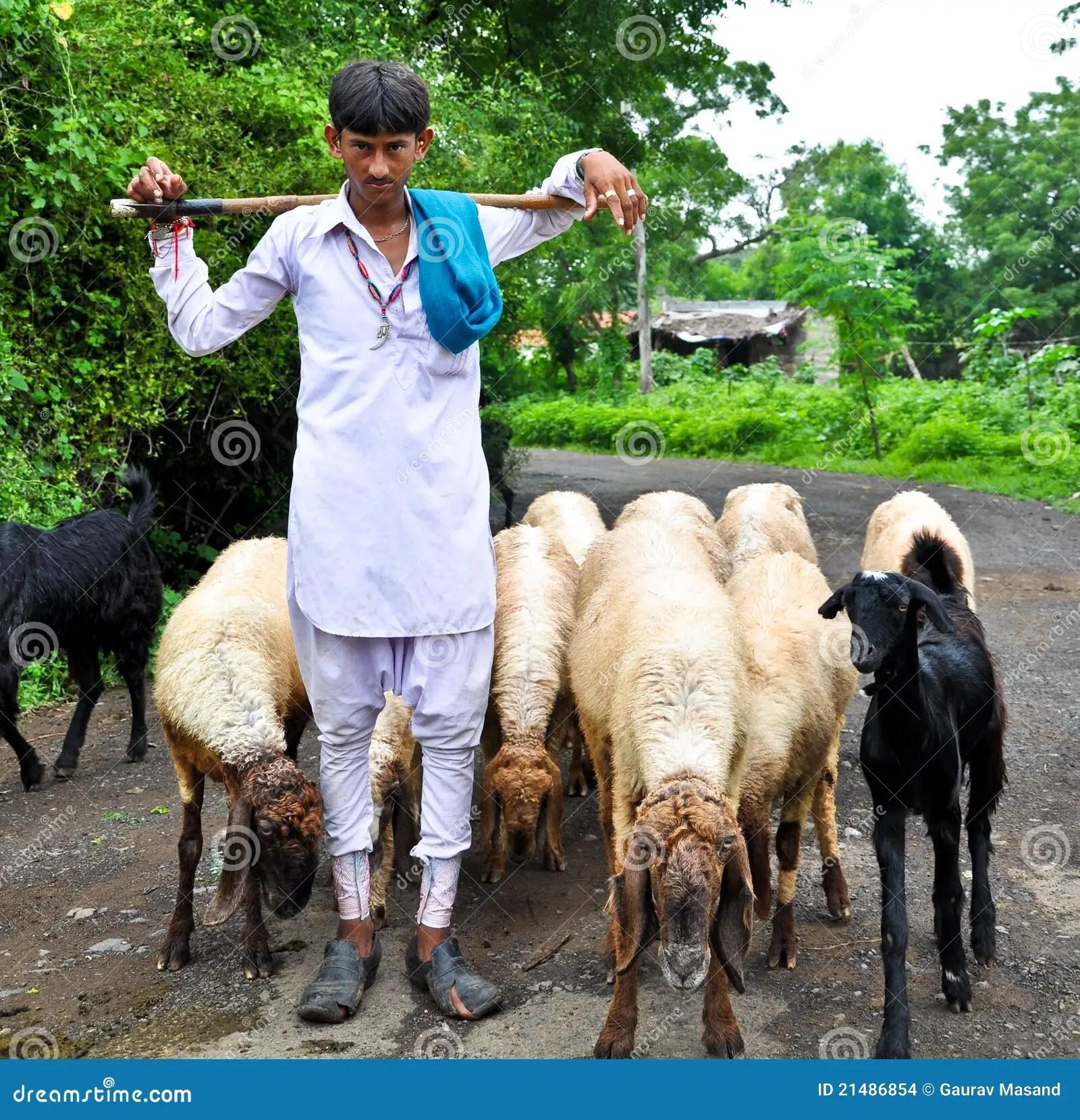 印第安牧羊人 編輯類庫存圖片 - 圖片: 21486854