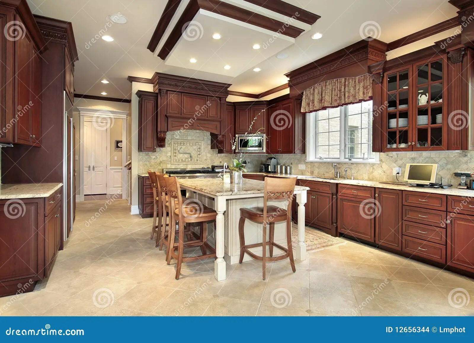 large kitchen rug cabinets menards 厨房大木头库存照片 图片包括有装饰 实际 设计 椅子 住宅 夹具 厨房大木头