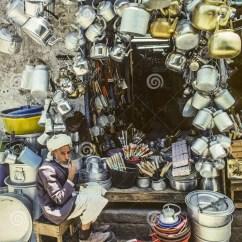 Kitchen Booths Island Bar Table 厨房设备的摊位在萨纳编辑类照片 图片包括有也门 工作 资本 有历史 厨房设备的摊位在萨纳