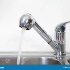 Kitchen Faucet Adapter Spice Racks 厨房水龙头和水槽库存图片 图片包括有商业 障碍物 水槽 建筑 厨房 厨房水龙头和水槽