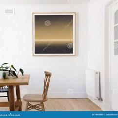 Framed Prints For Kitchens Small Kitchen Remodels 在白色墙壁上的被构筑的印刷品在丹麦称呼了内部餐厅库存图片 图片包括有 在白色墙壁上的被构筑的印刷品在丹麦称呼了内部餐厅