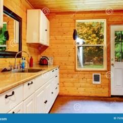 Farm Kitchen Sink Tall Bags Size 在马大农场的小厨房区域在华盛顿州库存图片 图片包括有顶层 拱道 空间 在马大农场的小厨房区域在华盛顿州