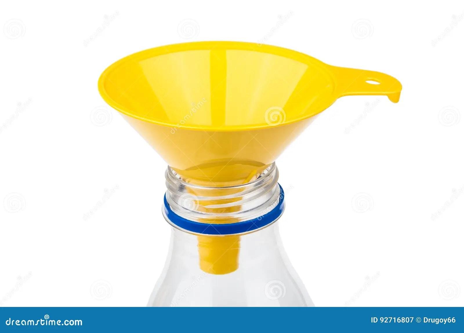 kitchen funnel hotels with kitchens in portland oregon 在w隔绝的透明瓶的小塑料厨房漏斗库存图片 图片包括有特写镜头 漏斗 在w隔绝的透明瓶的小塑料厨房漏斗