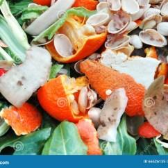 Kitchen Composter Ss Equipments 堆肥材料库存图片 图片包括有从事园艺 回收 螺母 土豆 芹菜 厨房 在庭院天然肥料堆的厨房废物