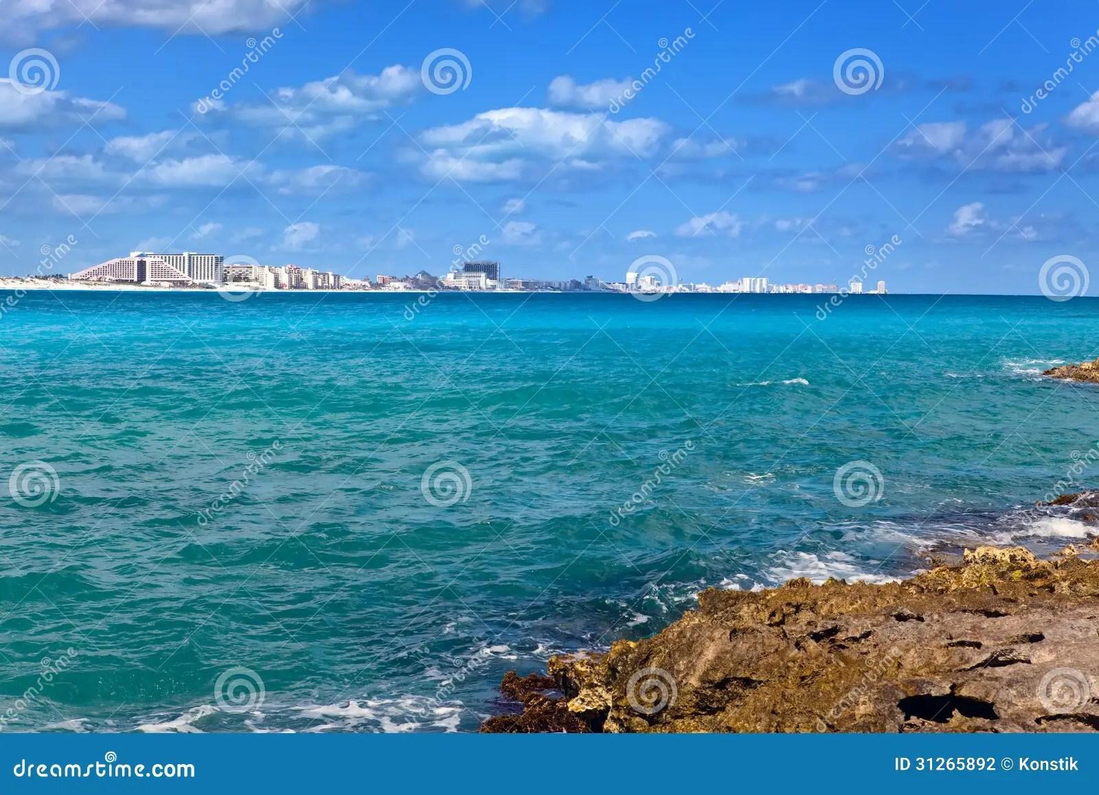 墨西哥。Cancun.summer風景