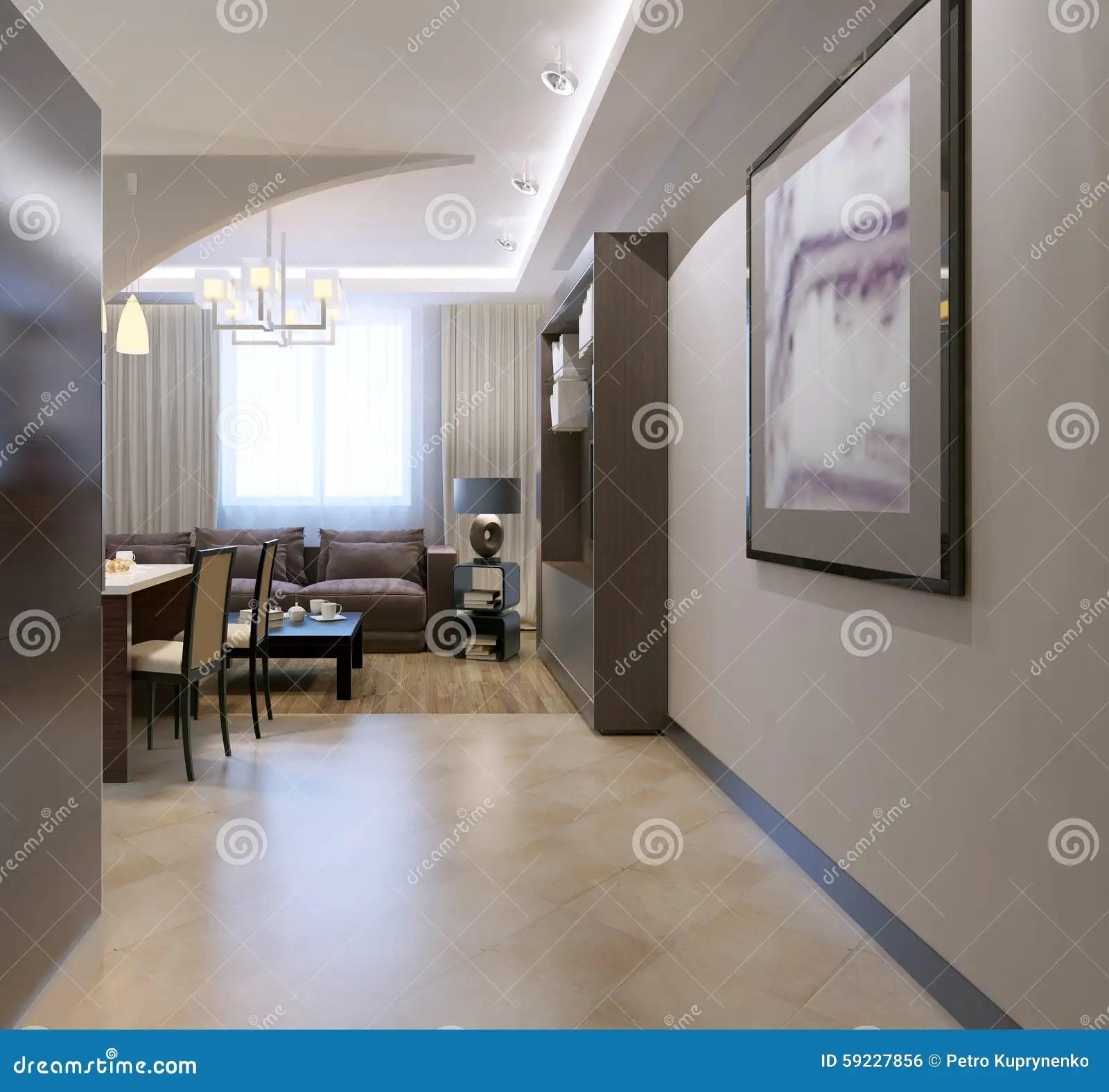 primal kitchen bars bi fold cabinet doors 对厨房演播室的入口库存例证 插画包括有走廊 门面 当代 光滑 椅子 对厨房演播室的入口有从客厅分离的酒吧的当代厨房由曲拱 混杂的瓦片和亚麻油地毡地板3d回报