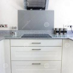 Kitchen Hood Fans Aid Oven 提取器风扇现代滚刀的厨房库存照片 图片包括有宏指令 出票人 不锈 提取器风扇现代滚刀的厨房