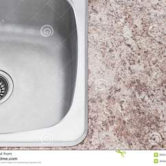 New Kitchen Sink Farm House Table 新的厨房水槽和工作台面详细资料库存图片 图片包括有背包 计数器 新的厨房水槽和工作台面详细资料